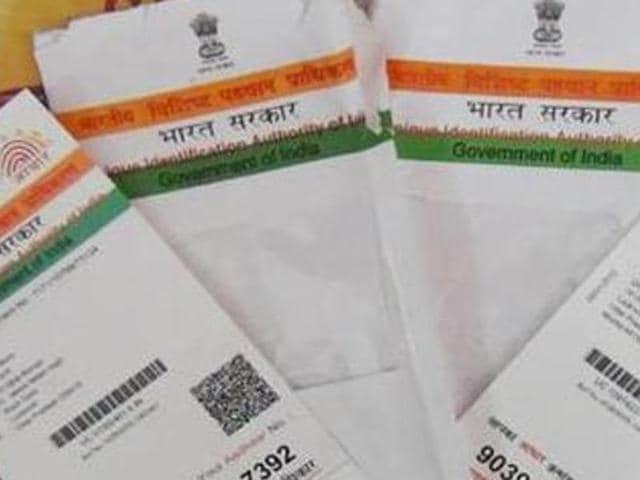 Aadhaar cards,satellite imagery,properties