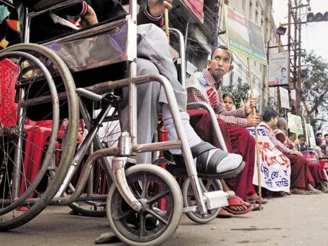 """We are aiming at issuing the first universal disability ID cards soon and Haryana will be the first state where identified persons would be allotted these cards,"" Krishan Pal Gurjar said."