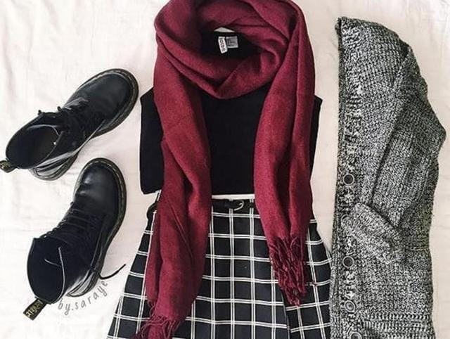 A summer dress can be worked around and made wearable even in winters.