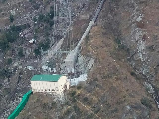 Penstock pipe burst,Himachal hydel plant,Three feared dead