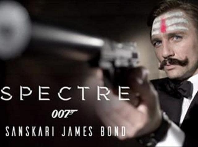 James Bond,Spectre,Censor on Spectre