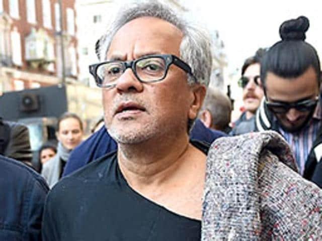 British-Indian artist Anish Kapoor