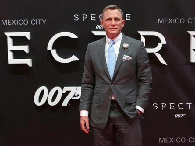 The movie, starring Daniel Craig in the title role, suffered four cuts --two verbal, two visual --before it was given a U/A certificate by the Central Board Of Film Certification (CBFC).