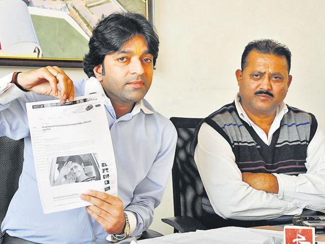 Virbhadra money laundering case