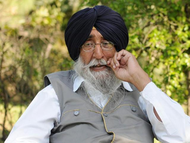 SAD (Amritsar) Simranjit Singh Mann.