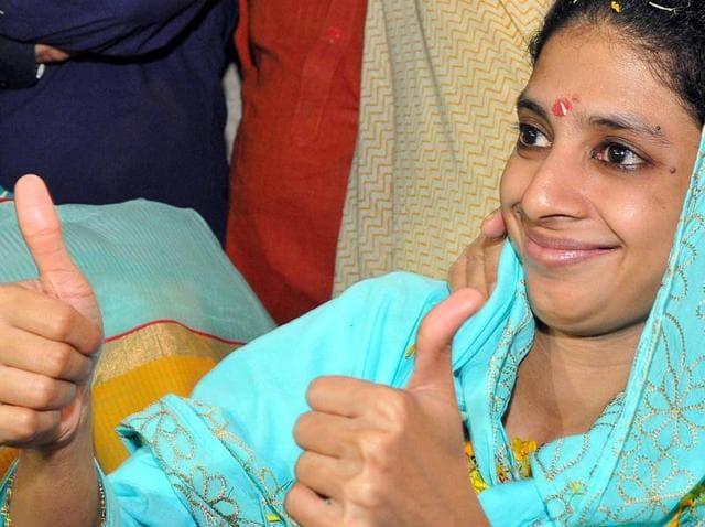 Geeta,DNA test,Mahato family
