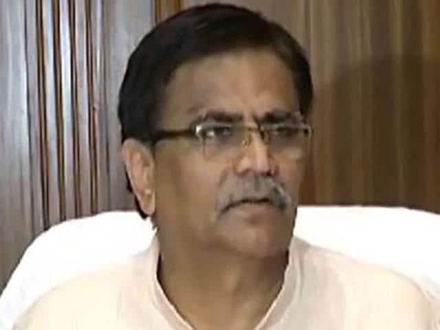 Haryana agriculture minister OP Dhankar.