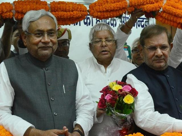 Sources in the grand alliance -- the pre-poll coalition of JD-U, RJD and Congress – said despite toying with the idea of appointing a deputy chief minister, Nitish Kumar could postpone the move in the absence of consensus among the three parties.