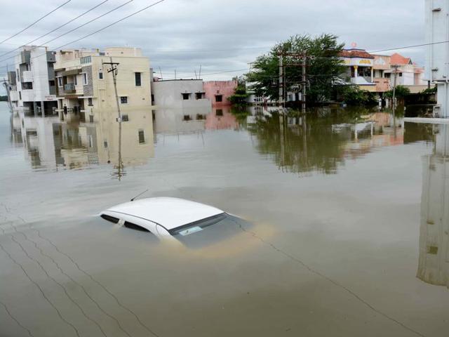 Tamil Nadu rains,Chennai floods,Climate change