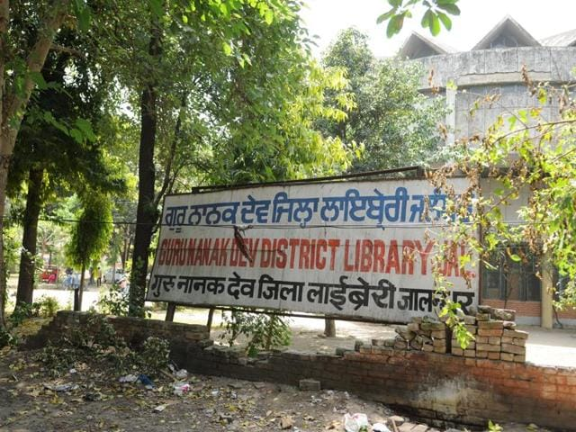 The library has not received any maintenance grant for around 25 years.
