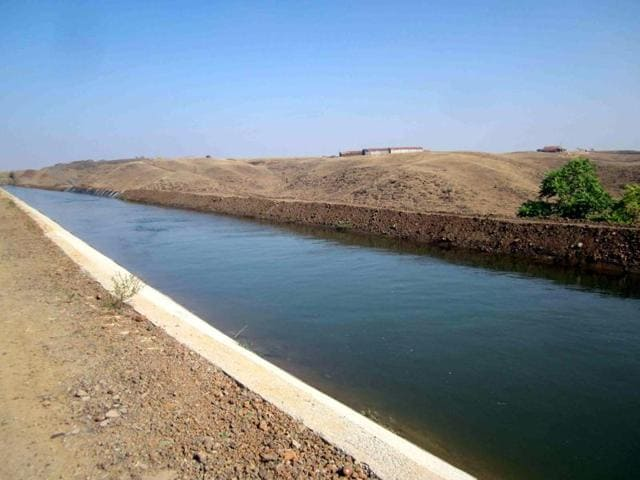 Farmers of Kasarbadi village have been demanding the extension of Mahi river canal (above) by 2.5 kilometres to link it with a nearby nullah, which will reduce their irrigation woes to a large extent.