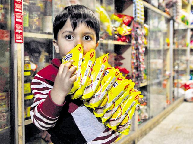 Shopkeepers across Gurgaon said residents were crowding stores asking for Maggi.