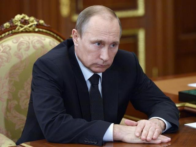 Vladimir Putin,ISIS