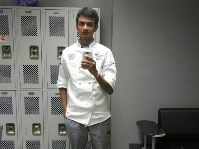 Indian-origin student Aashrit Abhinav Sundar has been awarded a presidential scholarship in a US college for outstanding academic merit and an exceptional commitment to the field of culinary arts.