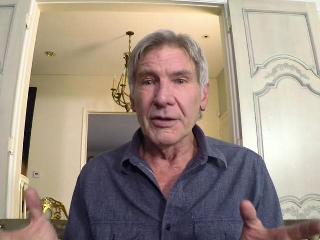 Harrison Ford,Star Wars,Star Wars The Force Awakens