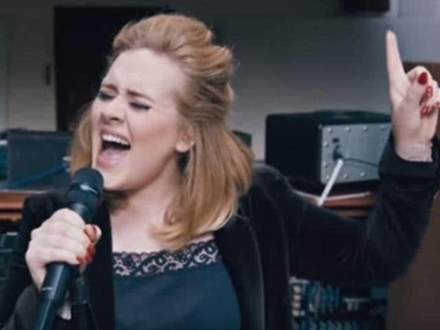Adele,25,Hello