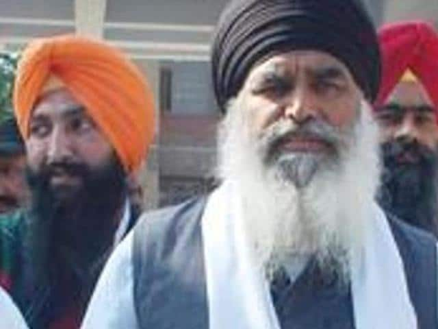 Mand had been booked earlier for sedition by the Amritsar (rural) police after the November 10 'Sarbat Khalsa'.