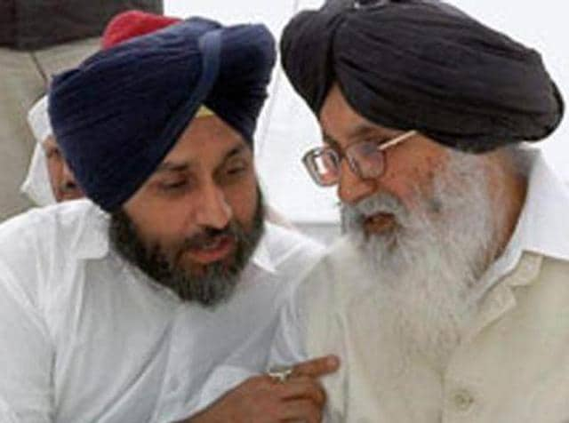 Shaken by the unrest and dazed by the fact that Sikh radicals and hardliners received massive response from the public during the statewide protests and rallies, the chief minister and his son have begun blunting the 'anti-Badal sentiment.