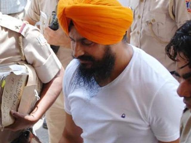 Jagtar Singh Hawara, a convict in former chief minister Beant Singh's assassination case, is undergoing life sentence at Burail jail in Chandigarh.