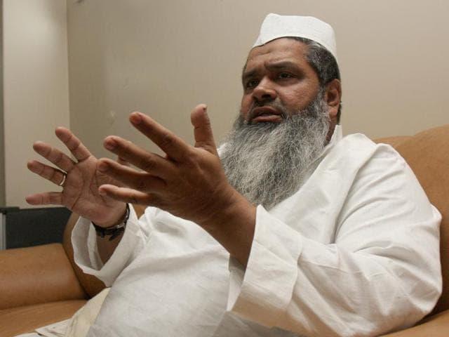 File photo of Badruddin Ajmal at Barkat Home, in New Delhi.