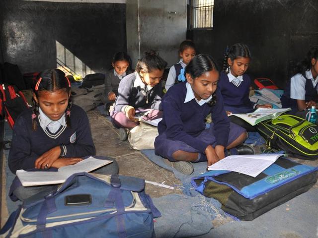 Chandigarh municipal corporation,Danish Ashraf,Government Primary School