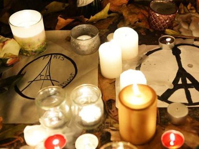 Paris Attacks,Paris commemorates attacks,IS attacks in Europe