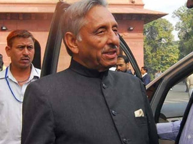Mani Shankar Aiyar,Venkaiah Naidu,BJP
