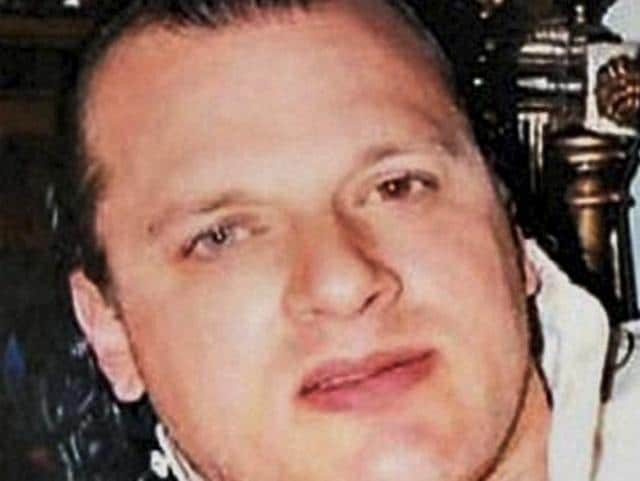 File photo of LeT terrorist and one of the 26/11 Mumbai attacks accused, David Headley, in New Delhi. Headley's attorney said he will testify before the special TADA court in Mumbai through video-conferencing.
