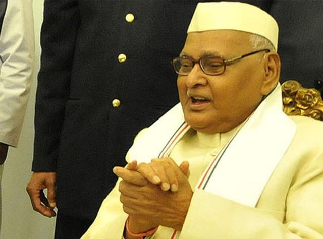 Madhya Pradesh governor Ram Naresh Yadav.