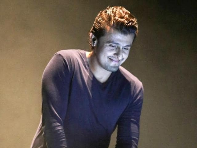 Sonu Nigam has sung a track on behalf of singer Shaan's band Superbia for upcoming film Baa Baa Black Sheep.