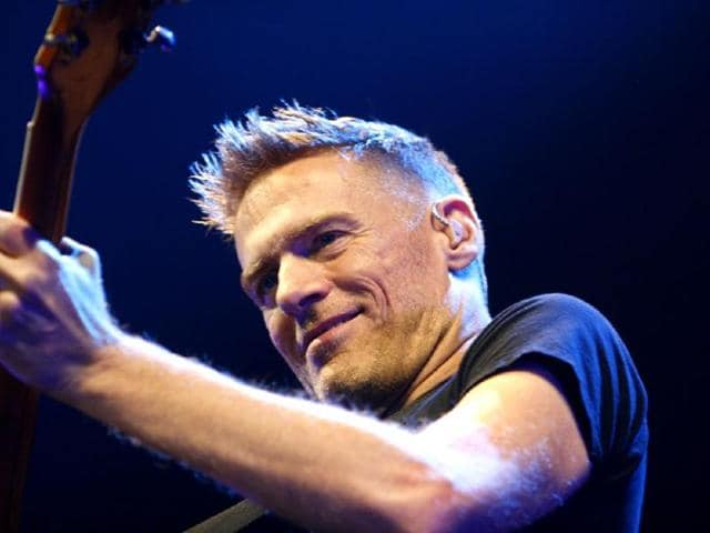 Bryan Adams would love to return to India.