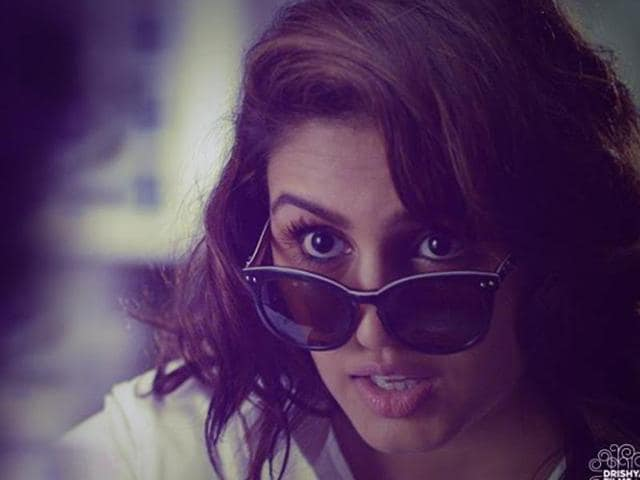 Huma Qureshi in a still from X Past is Present.