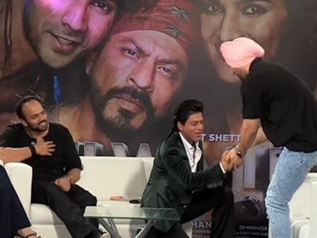 Shah Rukh Khan,SRK dubsmash,Diljit Dosanjh