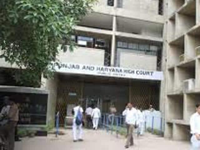 Punjab,Chandigarh,Punjab and Haryana high court