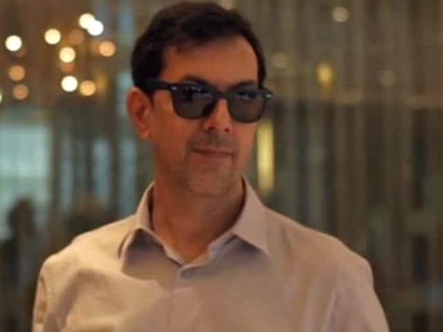 Rajat Kapoor plays K, a filmmaker in X - Past is Present.(YOUTUBE GRAB)