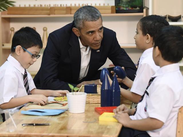 Barack Obama,Syria,US