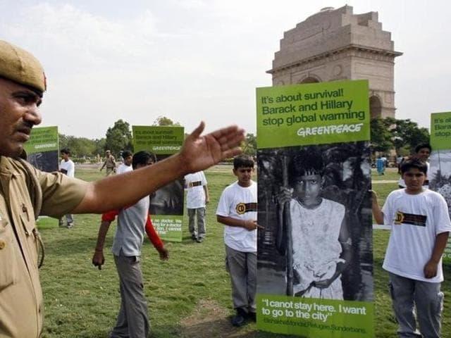Greenpeace,Madras HC