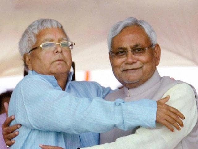 Nitish Kumar,Lalu Prasad,Bihar Polls