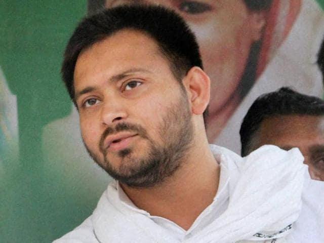 Tejashwi Yadav,Bihar deputy CM,Lalu Prasad's son