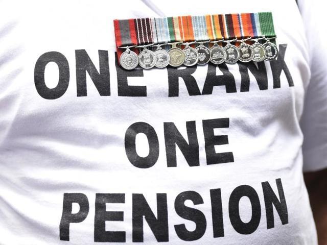 OROP,One Rank One Pension,Manohar Parrikar