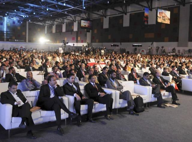 The solar sector attracted the maximum number of investors during the two-day Resurgent Rajasthan Partnership Summit.