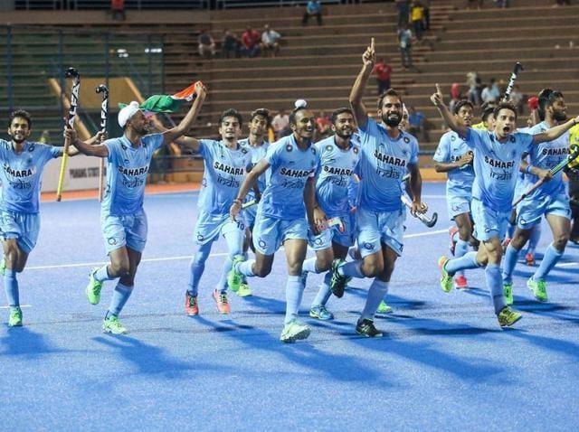 India beat Pakistan to lidft 8th Junior Men's Asia Cup hockey title,Harmanpreet Singh,Manpreet Junior