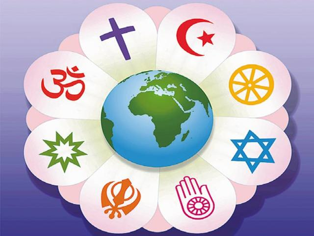We are the world: It's time to transcend language and religion, and listen to one another.