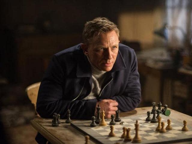 Spectre,James Bond,Daniel Craig