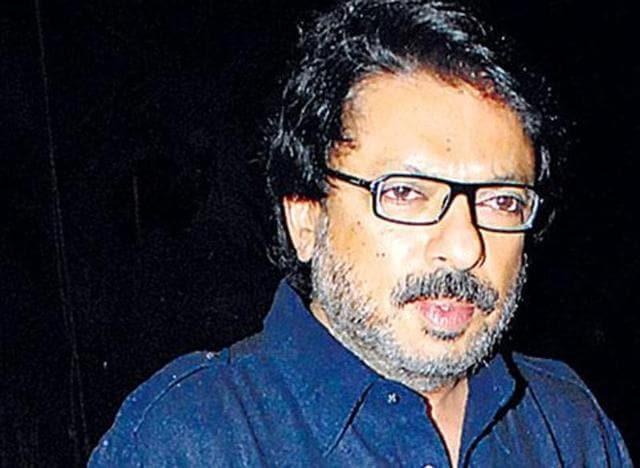 Filmmaker Sanjay Leela Bhansali.