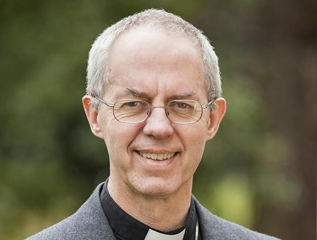 Archbishop of Canterbury,Justiny Welby,Archbishop expresses doubts over God