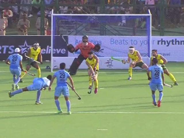 India vs Australia three-Test hockey series,Goalkeeper PR Sreejesh,Devender Walmiki