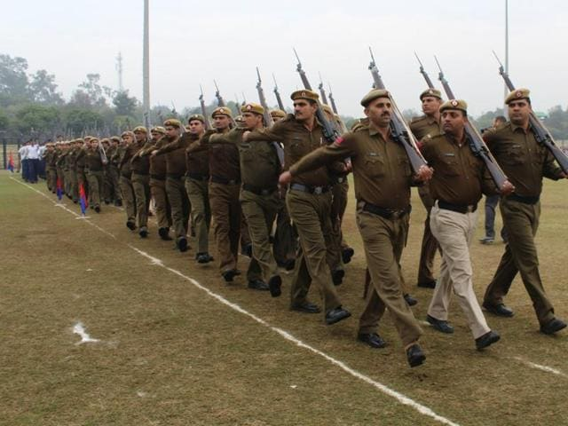 Gurgaon,Haryana,community policing