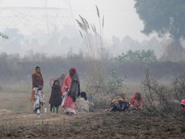 open defecation,Harda,Harda village panchayat