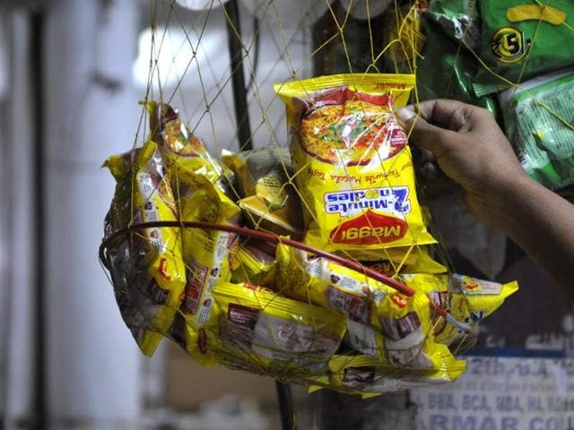 Maggi,Maggi returns to India,Unilever